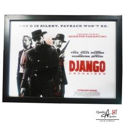 Django 34x46cm moldura preta_edited-1