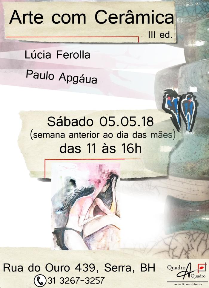 convite oficial - Arte com Cerâmica ed III