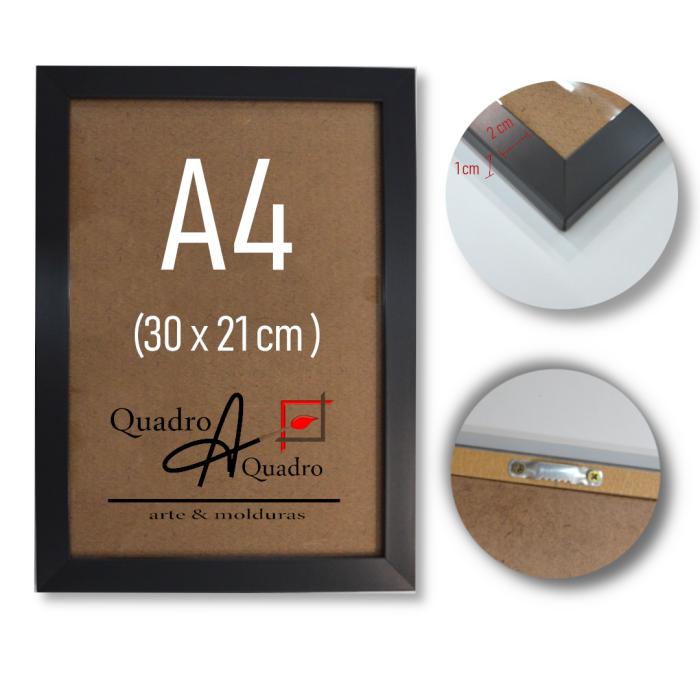 anuncio A4 modelo